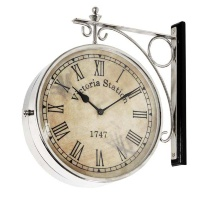 Часы Eichholtz Clock Station 104408